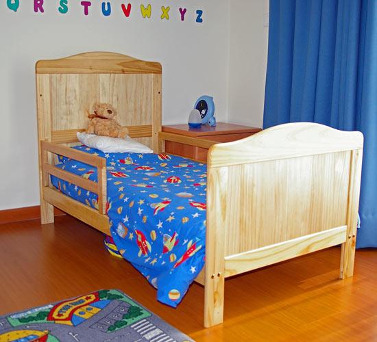 Big boys bed